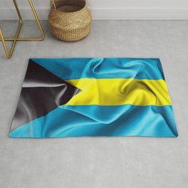 Bahamas Flag Rug