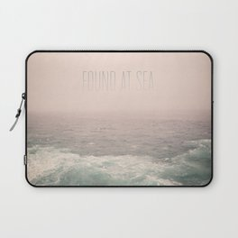 Found At Sea Laptop Sleeve