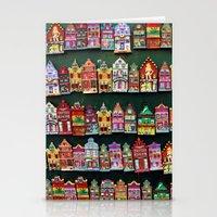amsterdam Stationery Cards featuring Amsterdam by Joke Vermeer