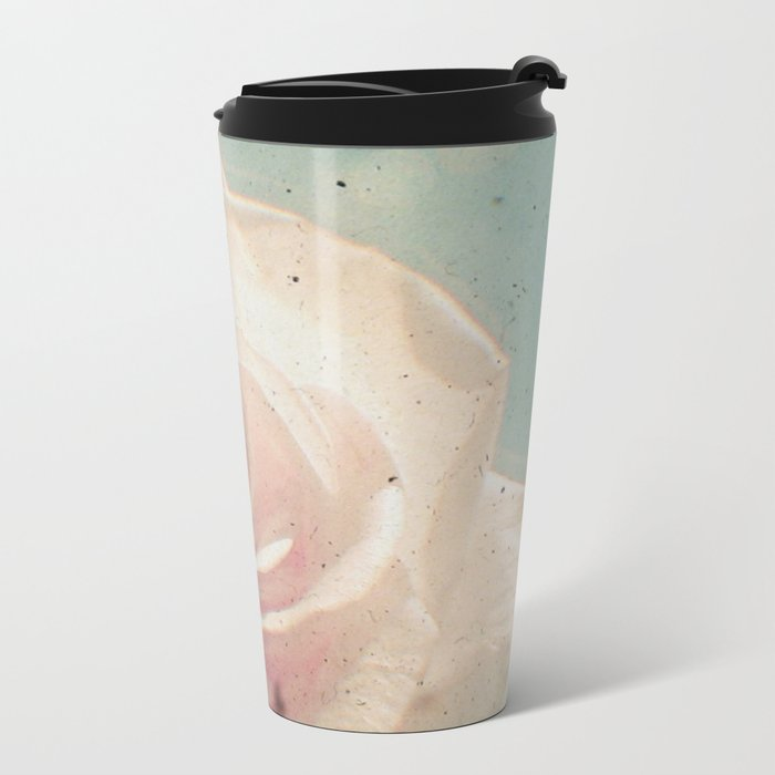 A Rose by Any Other Name Metal Travel Mug
