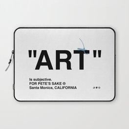 """ART"" Laptop Sleeve"