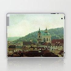 Prague Rooftops Laptop & iPad Skin
