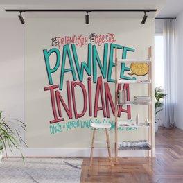 Pawnee, Indiana Wall Mural