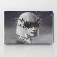 sia iPad Cases featuring 100 Forms of Fear / Sia by Nicolas Jamonneau