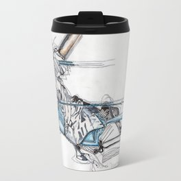 State of Undress Travel Mug