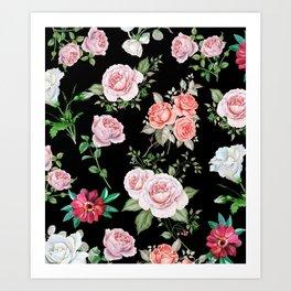 Dream Rose Art Print