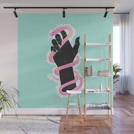 Runaway - Illustration Wall Mural