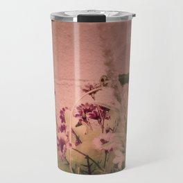 Floral Joy Travel Mug
