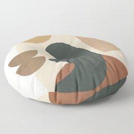 Abstract Minimal Art 28 Floor Pillow