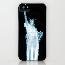 Land of the Free? iPhone Case
