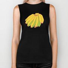 Banana Banana Banana Biker Tank