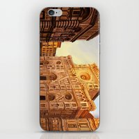 florence iPhone & iPod Skins featuring Florence by Sara Cooley