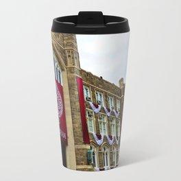 Keating Hall at Fordham University Commencement  Travel Mug