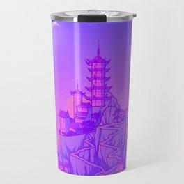 Air Temple Travel Mug