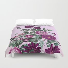 Romantic Garden III Duvet Cover