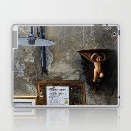 In The Corner - Lucca Laptop & iPad Skin