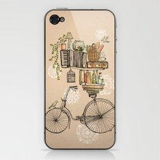 Pleasant Balance iPhone & iPod Skin
