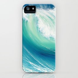 Thunder Song iPhone Case