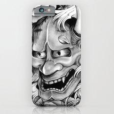 Hannya Mask Slim Case iPhone 6s