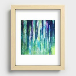 river of tears Recessed Framed Print