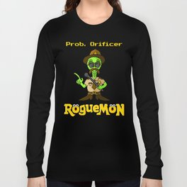 Prob. Orificer Long Sleeve T-shirt