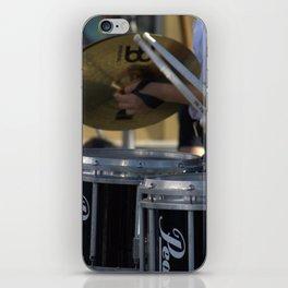 Drumline iPhone Skin