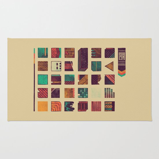 Swatches Rug