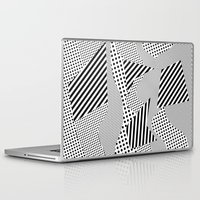 games Laptop & iPad Skins featuring Beach Games by Tyler Spangler