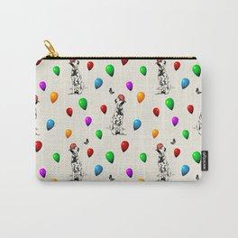dalmatian BEST FRIEND Carry-All Pouch