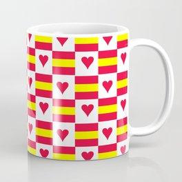 Flag of spain 14-spain,espana, spanish,plus ultra,espanol,Castellano,Madrid,Barcelona Coffee Mug