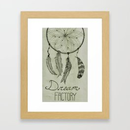 Dream Factory Framed Art Print