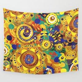 Pra Oxum Wall Tapestry