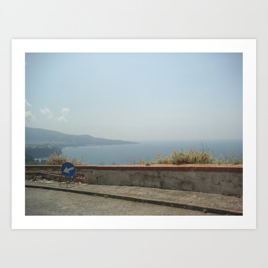 italia 238 Art Print