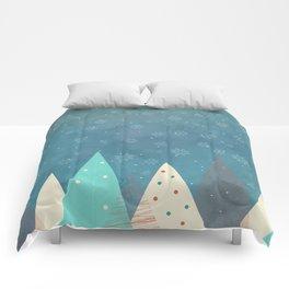 Xmas tree Comforters