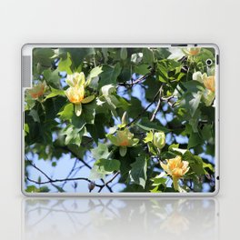 Tulip Maple Laptop & iPad Skin