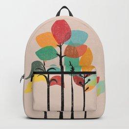 Tropical Groove Backpack