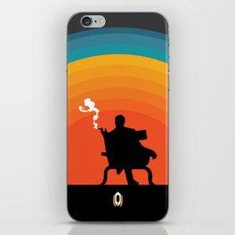 The illusive man iPhone Skin