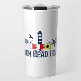 Hilton Head Island - South Carolina. Travel Mug