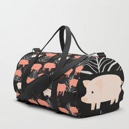 Pigs Pattern1 Duffle Bag