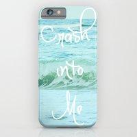 Crash into Me Slim Case iPhone 6s