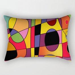 Abstract #79 Rectangular Pillow