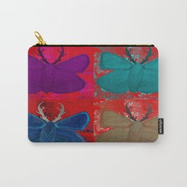 Stagerfly Collage Carry-All Pouch