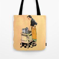 Saint Julia, Patroness of Kitchens Tote Bag