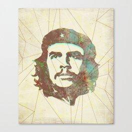 Che's vision Canvas Print