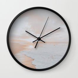 summer beach xxxi Wall Clock