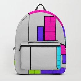 Level 1 blue Backpack