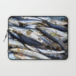 Chum's the Word Laptop Sleeve