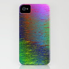 Colors of the Ocean iPhone (4, 4s) Slim Case