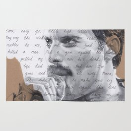 Bohemian Rhapsody Rug