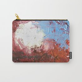 Erase the Damage by Nadia J Art Carry-All Pouch